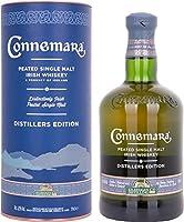 Connemara distillers Edition peated Single Malt con Regalo del paquete (1x 0