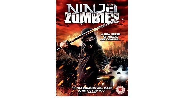 Ninja Zombies [DVD] by Michael Castro: Amazon.es: Cine y ...