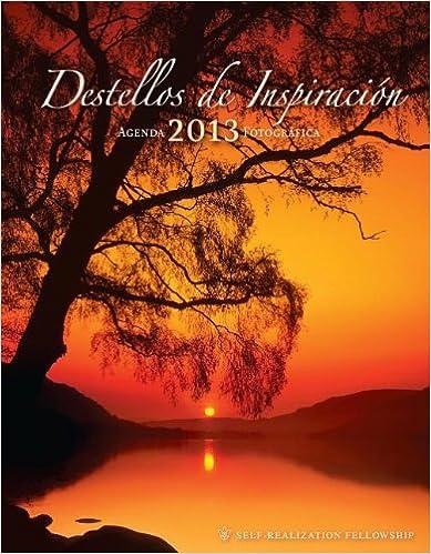 Agenda 2013. Destellos de inspiración