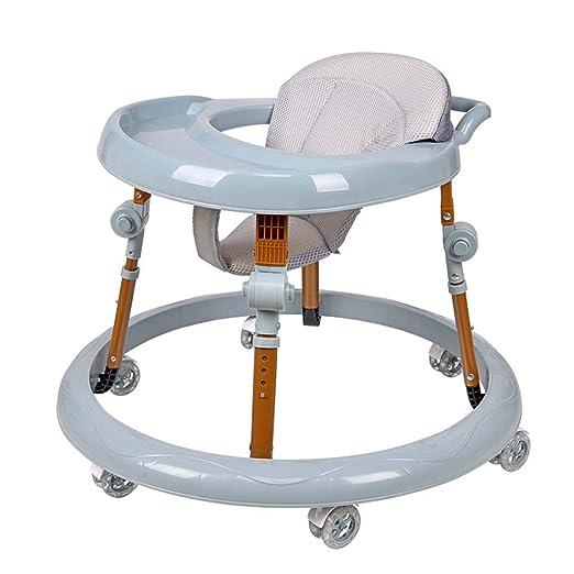 Baby Walkers Andador para bebé, Plegable y Regulable en ...