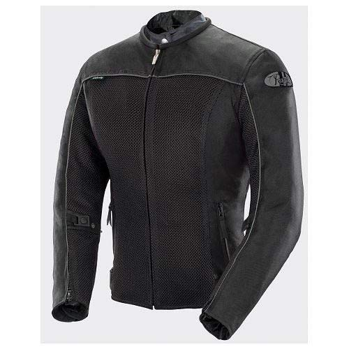 - Joe Rocket Velocity Women's Mesh Motorcycle Jacket (Black, Medium)