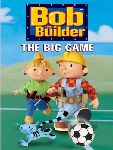 Bob The Builder: The Big Game (Big Vhs compare prices)
