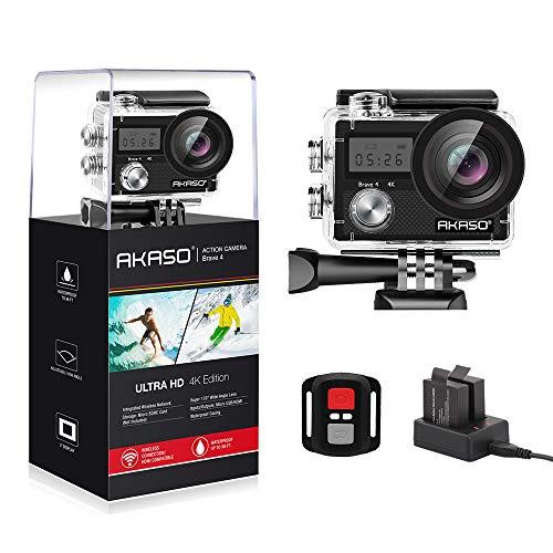 Fein New Intempo Click & Capture Attachable Waterproof Action Camera 5-mega Pixel Professionelles Design Camcorder