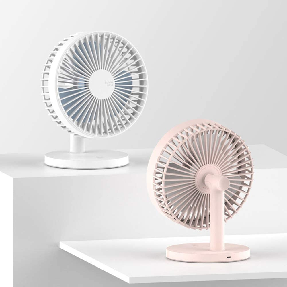 Blue Office Mini Fan Maserfaliw Portable Rechargeable Summer Mini USB Hand Held Outdoor Desktop Fan Air Cooler Holiday Gifts. Home Life