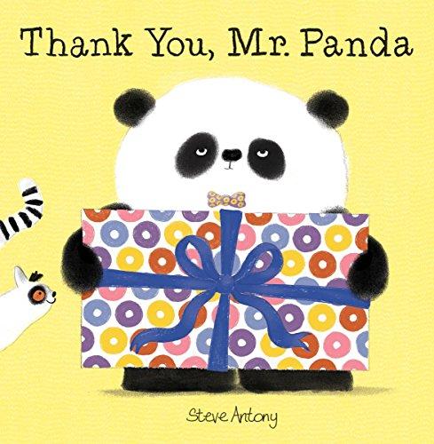 Thank You, Mr. Panda (Mr Panda)