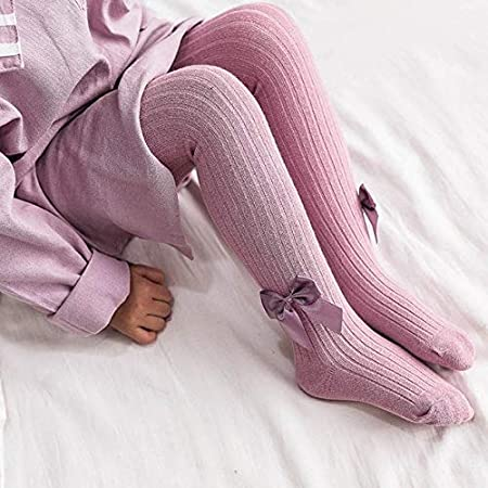 Clothing Knitted Infant Spring//Autumn Pantyhose Tights Cotton Baby Girls