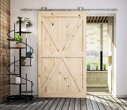 room divider with door - 7
