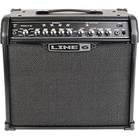 Line 6 - Amplificador de guitarra Spider IV 30: Amazon.es: Instrumentos musicales