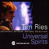 Universal Spirits by Criss Cross (1998-02-24)