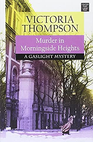 book cover of Murder in Morningside Heights
