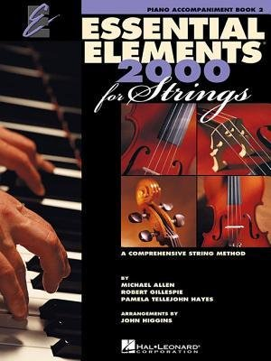 Download By Robert Gillespie Essential Elements 2000 for Strings - Book 2: Piano Accompaniment (Spi) [Spiral-bound] pdf epub