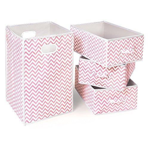 Badger-Basket-Folding-Hamper-with-3-Storage-Baskets