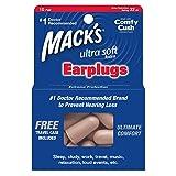 Mack's Ultra Soft Foam Earplugs 10 Pairs