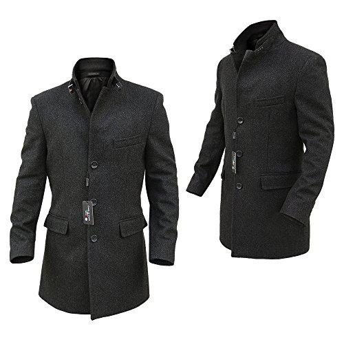 Coats&Coats - Zapatillas para hombre negro