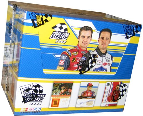 2006 Press Pass Stealth Racing HOBBY Box - 28P4C