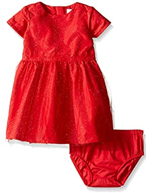 Baby Girls' Velvert Dress (Baby)