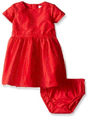 Carters Baby Girls Velvert Dress