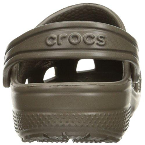 Classic amp; Boys Clog Chocolate Kids' Crocs Girls fUpnzxO