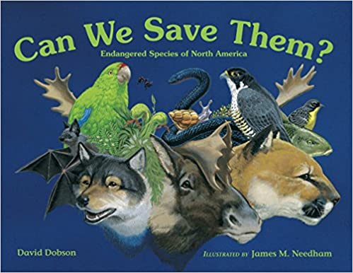 Book Can We Save Them?: Endangered Species of North America
