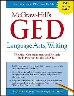 Download McGraw-Hill'sGED LanguageArts,Writing(text only)1st(First)edition byE.Frechette,T.Collins pdf epub