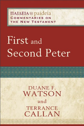 Foremost and Second Peter (Paideia: Commentaries on the New Testament)