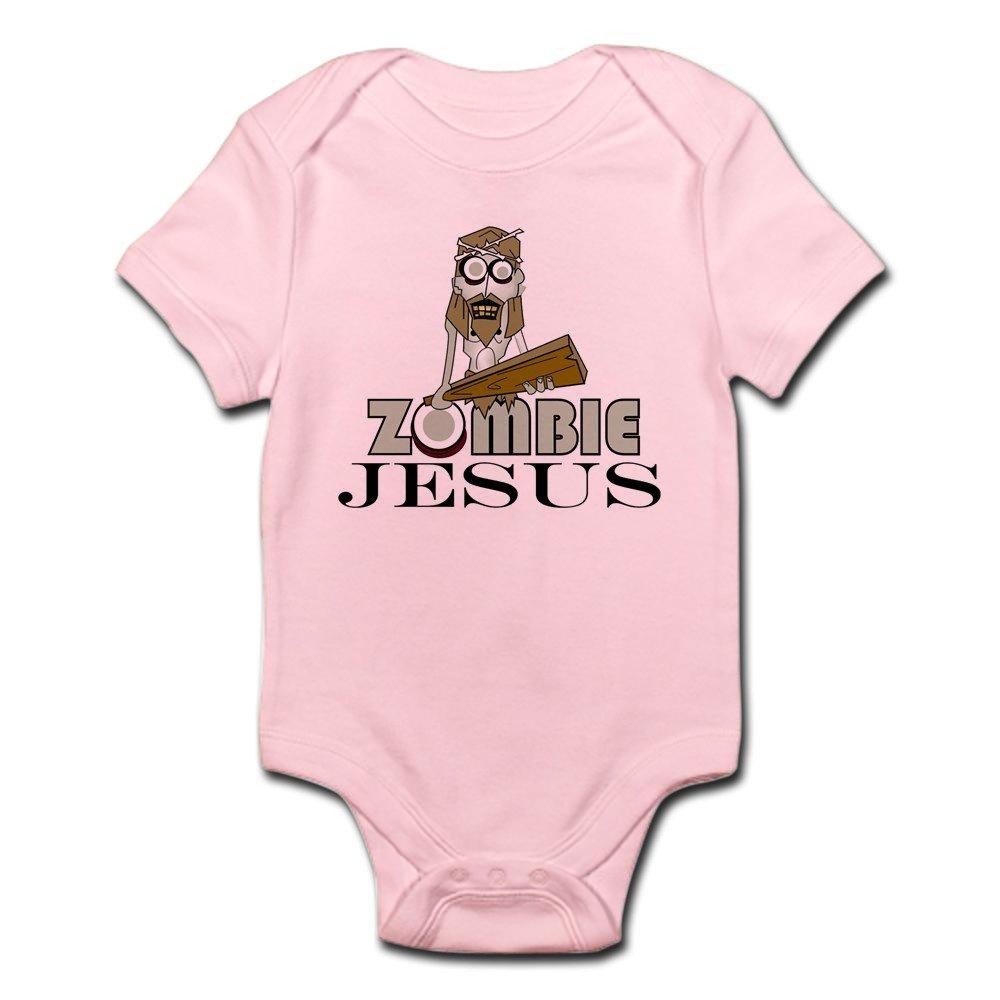 Amazon.com: CafePress Zombie Jesus Infant Bodysuit Baby Bodysuit ...