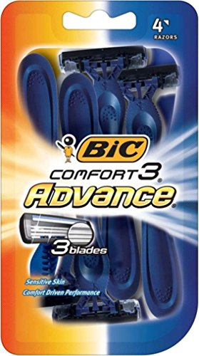 Bic C3 Adv For Men 4ct Size 4 Ct Bic C3 Adv For Men 4ct 4 by BIC