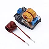 Yosoo 5V-12V ZVS Low Voltage Induction Heating Power Supply Module With Coil