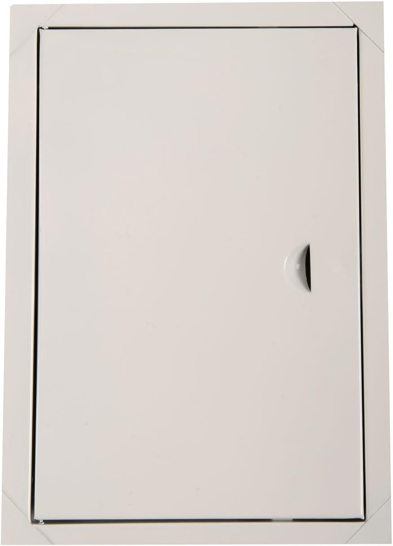 Blanc panneaux m/étalliques des portes dacc/ès du panneau de trappe dinspection de lacc/ès de 200x400mm