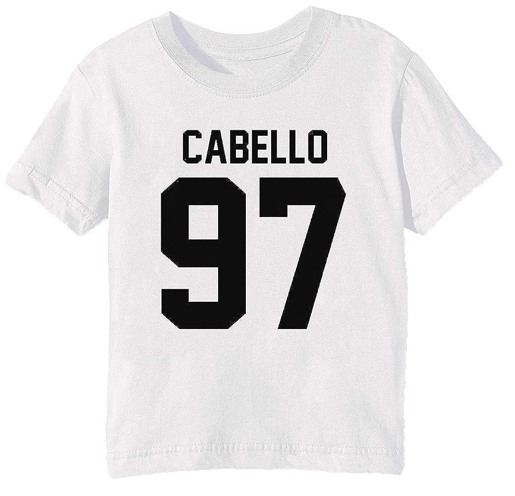 Erido Cabello Bambini Unisex Ragazzi Ragazze T-Shirt Maglietta Bianco Maniche Corte Tutti Dimensioni Sen's White T-Shirt all Sizes KMB-55629