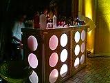 Bar Buffet: Portable/ Glow - Hydro (White) by