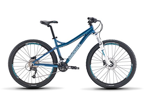 Diamondback Bicycles Lux 2 27.5 Womens Hardtail Mountain Bike, 15