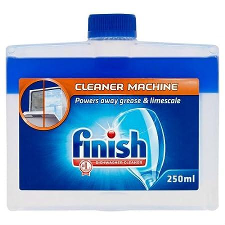 Acabado lavavajillas limpiador limpiador máquina 250 ml: Amazon.es ...