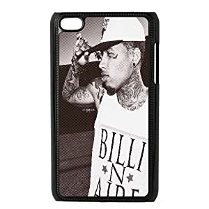 LSQDIY(R) Kid Ink iPod Touch 4 Case Cover, Customized iPod Touch 4 Cover Case Kid Ink