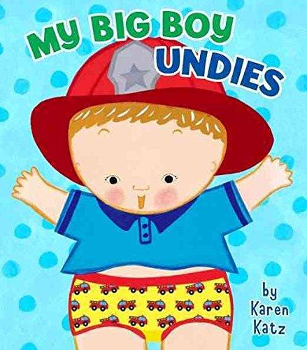 [My Big Boy Undies] (By: Karen Katz) [published: February, 2012] PDF Text fb2 ebook