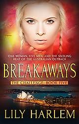 Breakaways: Reverse Harem Romance (The Challenge Book 5)