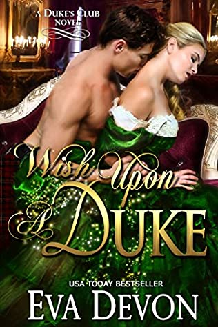 book cover of Wish Upon A Duke