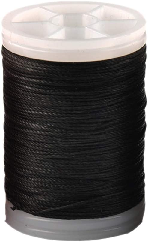 Shumo Professional Bow String Serving Thread 110M//Roll Thickness For Various Bow String Archery Black