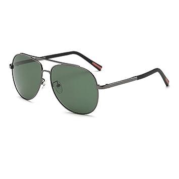 fish Marco Coolsir Hombres TAC Gafas de Sol polarizadas de Alta Definición Protección UV400 Gafas de