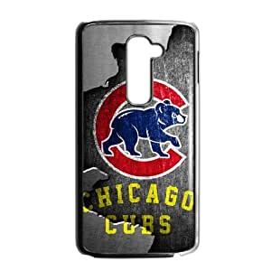 Forever Collectibles NFL Dual Hybrid Chicago Bears Custom Case for LG G2