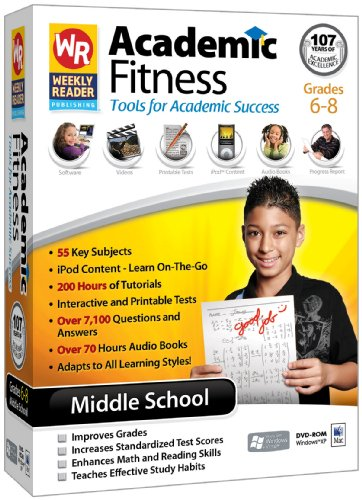 Academic Fitness Middle School (Weekly Reader)