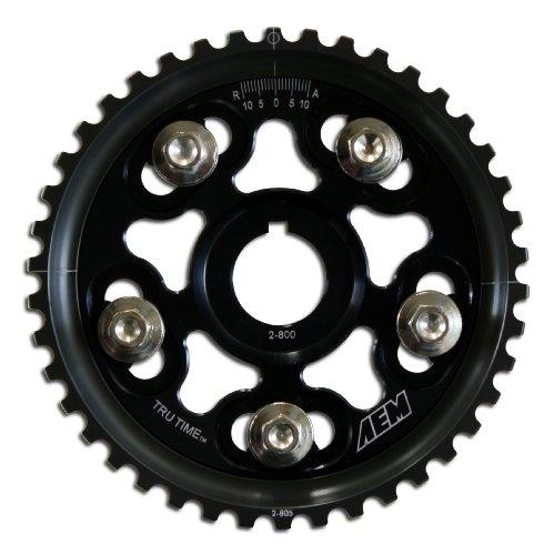 AEM 23801BK Camshaft Gear for Prelude -