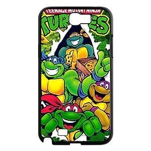 Elegant Design Hard Case Teenage Mutant Ninja Turtles (TMNT) for Samsung Galaxy Note 2,N7100