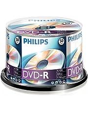 Philips DVD+R Rohlinge DVD-R 50er