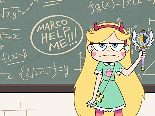 Mathmagic/The Bounce Lounge (Star Vs The Forces Of Evil Mathmagic)