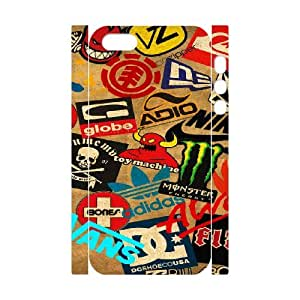 iPhone 5 5S 3D Cases Cell Phone Case Cover Vans Off The Wall 5R55R747457