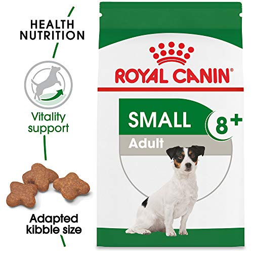 Royal Canin Size Health Nutrition Small Adult 8+ Dry Dog Food, 13 Lb