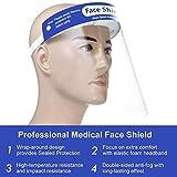 [7 Days Delivery] DOFAN SF 100PCS Face Shield