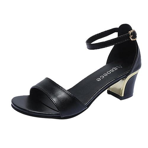 f5b4c5a3e3427 Elecenty Sandalen Damen Schuhe,Atmungsaktive Schuh Freizeitschuhe ...