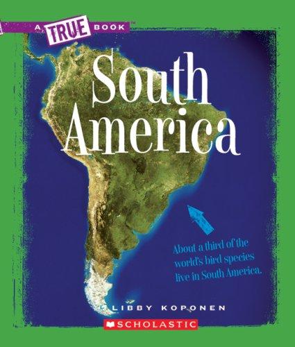 Download South America (True Books) pdf epub